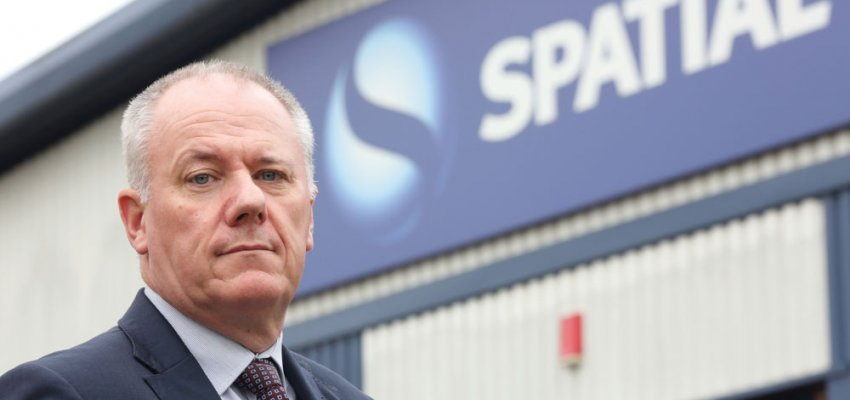 Mike Wallis, Spatial Global's Executive Chairman