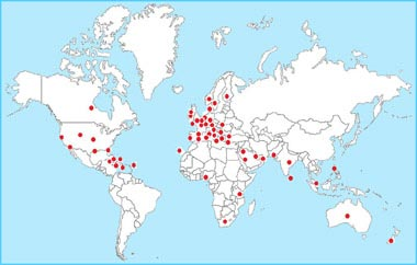 To date Spatial has supplied medications to over 2,500 patients in 54 countries