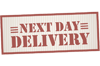 Next day courier services