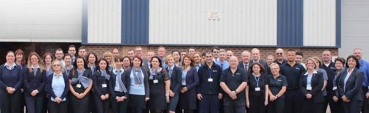 Spatial Global's Castle Donington-based team excels in all aspects of operations and customer service